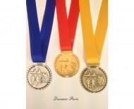 médaille 22